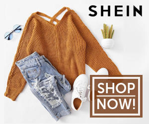 Shop SHEIN and get up to 5% Cash Back.