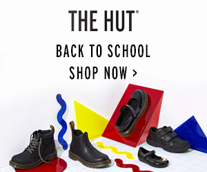 Shop The Hut and get 3.00% Cash Back