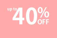 Shop L'oreal, Maybelline and Garnier with up to 40% OFF