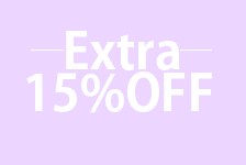 Extra 15% Off Top 50 Trending Items