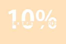 Extra 10% Off for Baby's Clothes New Arrival (0-3Years)