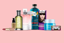 Beauty Week - from 21 to 28 Feb. Up to 50% OFF + Extra 20% OFF coupon