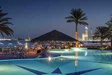 Blu Beach-Club at 5* Radisson Blu Corniche: 51% OFF!