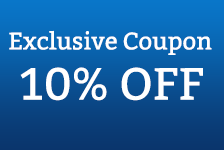 Exclusive Coupon - 10% OFF