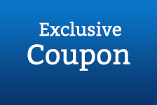 Exclusive Coupon - 5% OFF