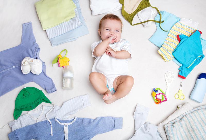 افضل انواع منتجات الأطفال حديثي الولادة