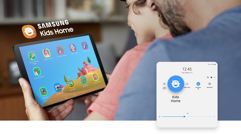 Galaxy Tab A (2019، 10.1 بوصة)
