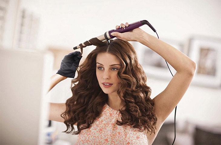اهم مميزات مكواة تجعيد الشعر Philips HP8619