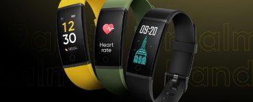 مواصفات ساعة ذكية باند من ريلمي Monitor Fitness Band