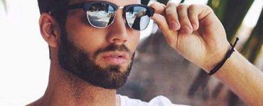 النظارات الرجالية