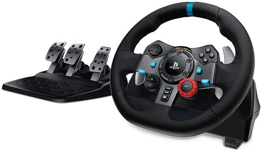 جهاز تحكم سباقات القيادة والقوة من لوجيتي