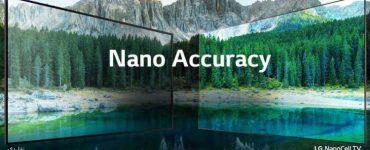 م تلفزيونات ال جي lg nano cell