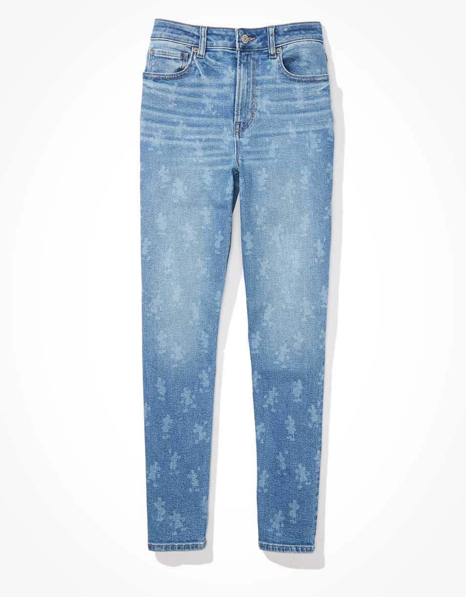 بنطال استريش جينز من امريكان ايجل