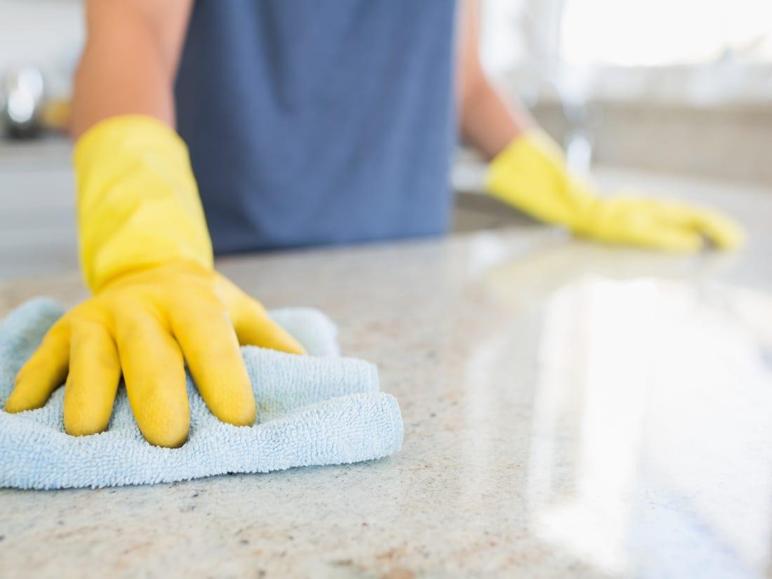 خدمة تنظيف المنزل من امازون الامارات