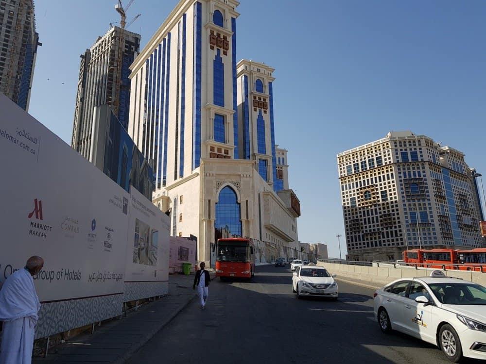 فندق Hilton Makkah Convention