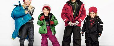 الملابس الشتوية من سوق