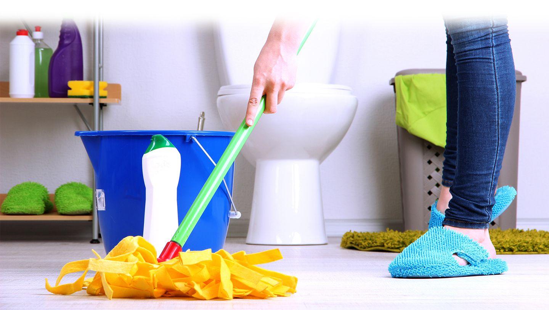 خدمة التنظيف العميق للحمامات من امازون الامارات