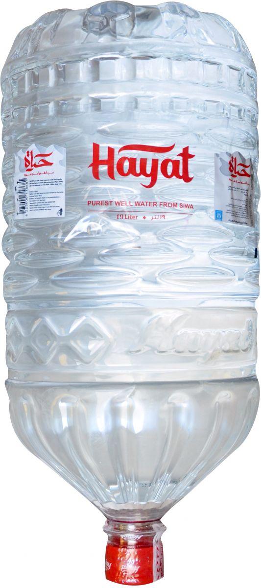 مياه معدنية حياة من سوق مصر