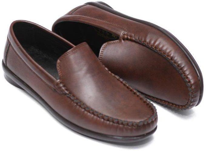 حذاء كاجوال بني للرجال من سوق مصر