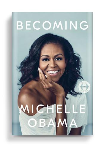 كتاب Becoming لميشيل أوباما