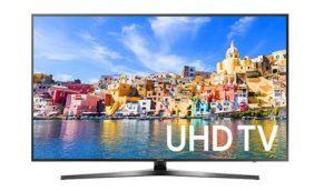 مواصفات شاشة Samsung 4K Smart TV 43 بوصة