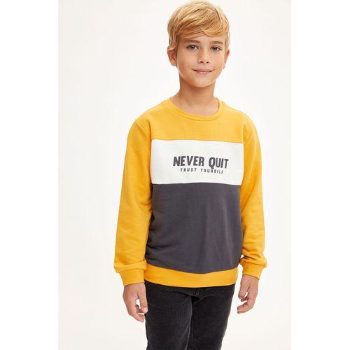 قميص ديفاكتو اصفر للاولاد من جوميا مصر