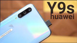 مميزات موبايل هواوي Huawei y9s